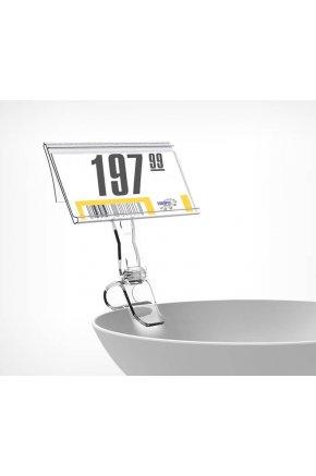 Ценникодержатели на гастроемкость с защитным карманом для ценника