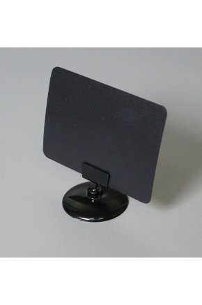 Ценникодержатель на круглой подставке (Ч)