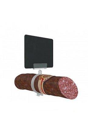 Ценникодержатель для колбасы со штангой с маркерной табличкой А7