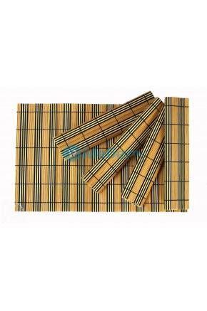 Бамбуковая подложка 30х40 см
