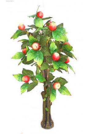 Искусственное дерево яблоня муляж
