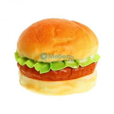 Искусственный бургер  муляж