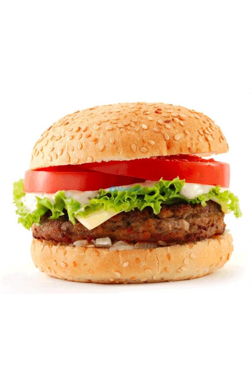 Искусственный гамбургер  муляж