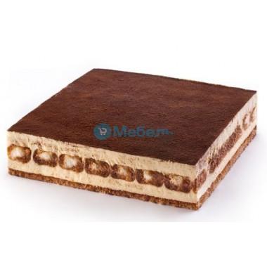 Искусственный торт Тирамису муляж