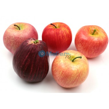 Искусственное яблоко муляж