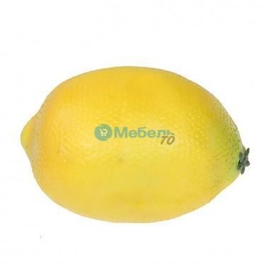 Искусственный лимон муляж