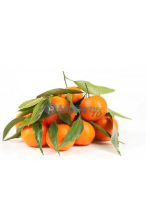 Искусственный мандарин муляж
