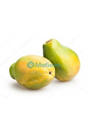 Искусственная папайя муляж