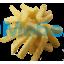 Искусственный картофель жареный рифленый муляж