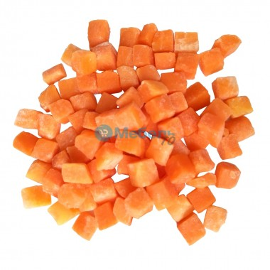 Муляжи ломтиков моркови под заказ