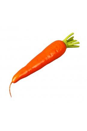 Искусственная морковь муляж