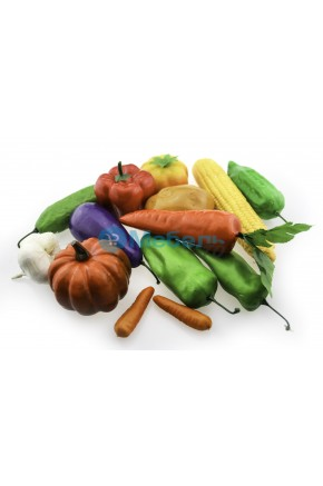 Муляжи искусственных овощей под заказ