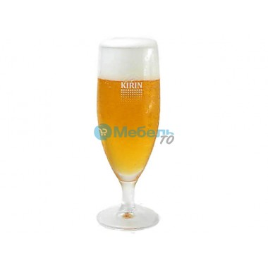 Муляж бокала пива «Kirin» (360 мл)