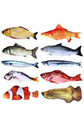 Муляжи искусственных рыб под заказ