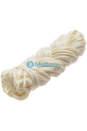 Муляжи плетеного белого сыра под заказ