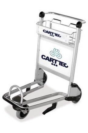 Багажная тележка CARTT3200-G2A для терминала аэропорта