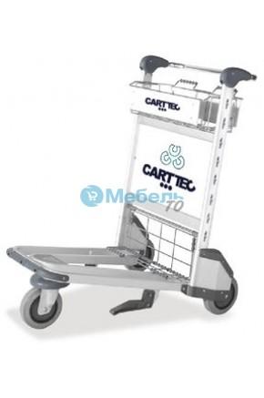 Багажная тележка CARTT3200-G4 для терминала аэропорта