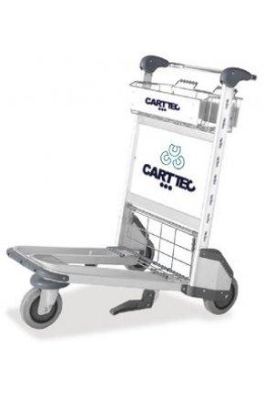 Багажная тележка CARTT3200-G6 для аэропорта