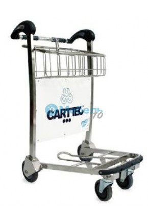 Тележка CARTT4100-G5 для duty free для терминала аэропорта