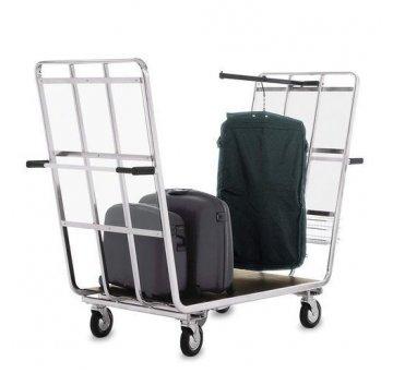 Багажные тележки для аэропортов