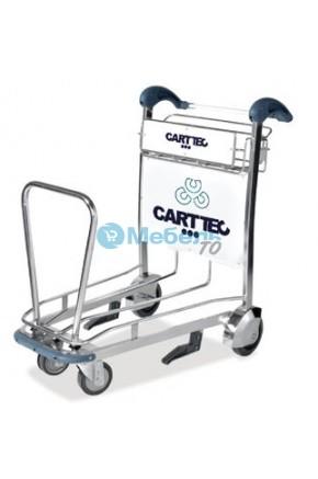Багажная тележка CARTT4200-G5 для терминала аэропорта