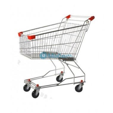 Тележка покупательская STA 60 литров без сиденья без поддона