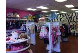 Фото мебели для магазинов детских товаров