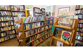 Фото магазина книг 3