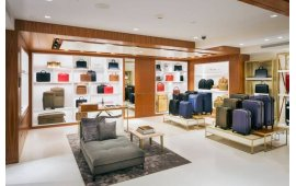 Фото мебели для магазина кожгалантереи 2