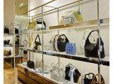 Фотогалерея торговой мебели магазина кожгалантереи