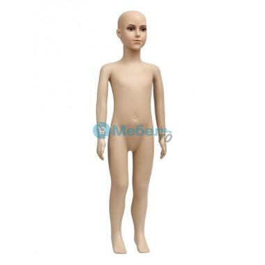 Манекен детский пластиковый B2