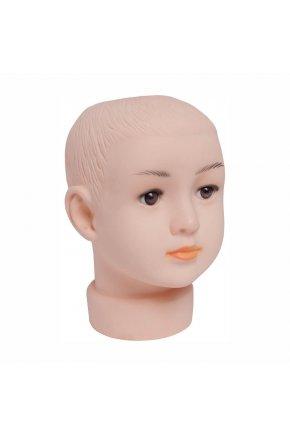Манекен голова детская 1709-WJZ-2