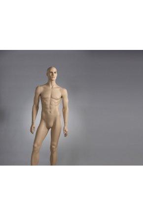 Манекен мужской телесный TM