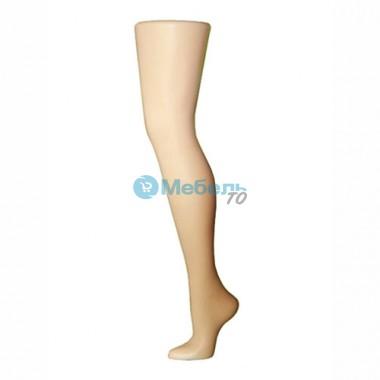 Манекен ноги женской для чулок и колготок  Н-102 S