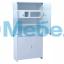 Шкаф медицинский металлический с трейзером