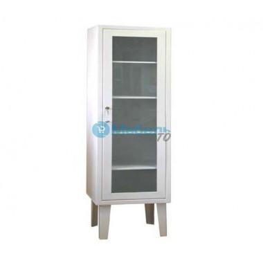 Шкаф медицинский со стеклянными дверцами