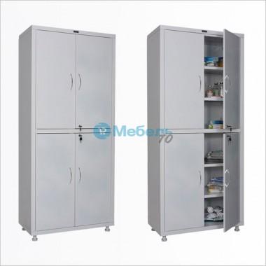 Шкаф для медикаментов металлический