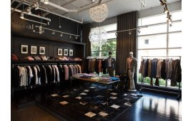 Фото мебели для магазина одежды