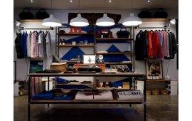 Фото мебели для магазина одежды 2