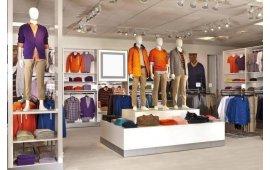 Фото мебели для магазина одежды 4