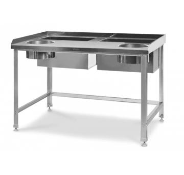 Производственные столы (разделочные)