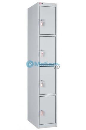Шкаф для сумок металлический КД-814