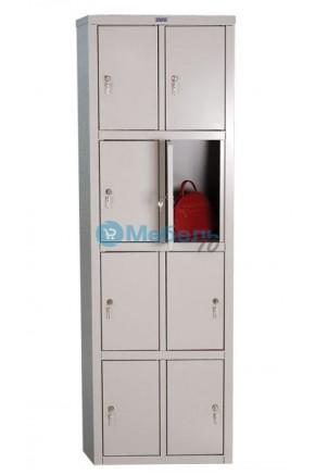 Шкаф ячейка для сумок LS