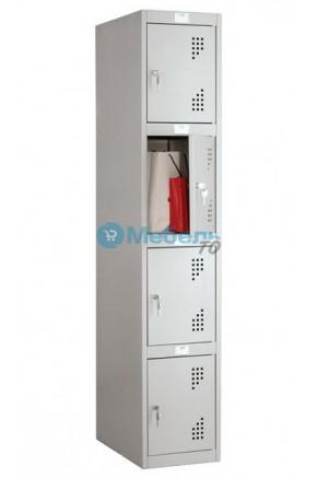 Шкаф для сумок металлический NL-04