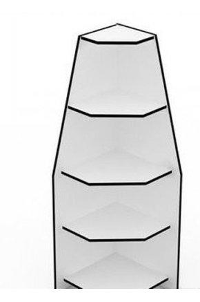 Уголок для витрин В40 и В41